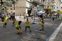 """Lo Sporting Club Bitonto riporta il """"Minibasket in Piazza"""" a Bitonto"""
