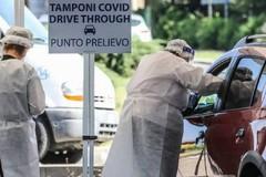 Tamponi drive through a Bitonto. La proposta di Damascelli