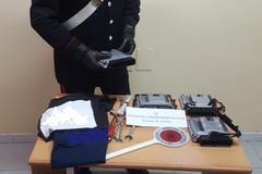 Specialista in furto e riciclaggio di auto, arrestato un 32enne a Terlizzi