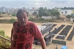 Tullio De Piscopo saluta il pubblico di Bitonto (VIDEO)