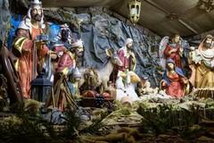 Gara di presepi nel centro storico di Bitonto a Natale