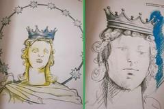 Approvato il progetto per la corona e l'aureola della statua dell'Immacolata a Porta Baresana