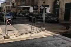 Completati i lavori di rifacimento delle condutture fognarie di via Caprera