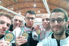 Atletica Leggera: medaglia d'oro per il bitontino Vincenzo Colamorea ai Campionati Italiani Indoor FISDIR 2018