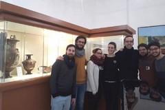 'Gli antichi Peuceti a Bitonto': volontari del Servizio Civile in azione al Museo De Palo Ungaro