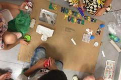 Contro la povertà culturale minorile a Bitonto cantieri educanti e laboratori