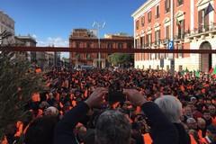 Gilet arancioni lunedì in protesta a Bitonto