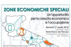 """""""Zone Economiche Speciali"""", oggi a Bari un convegno di ASSO.C.A.L. e Centro Studi """"Sapere Aude"""""""