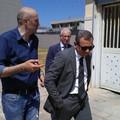 Via Nenni, sopralluogo di Abbaticchio e del presidente Arca Puglia