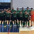 L'ottima annata del Futsal Bitonto si chiude al primo turno dei playoff