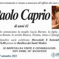 Omicidio a Bitonto, lutto cittadino per i funerali di Paolo Caprio