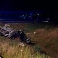 Gravissimo incidente stradale sulla Bitonto-Palo. Due morti e un ferito