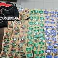 92 bustine di marijuana nello zaino. Arrestati due bitontini a Trinitapoli