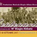 A cento anni dalla scomparsa, Bisceglie ricorda il musicista bitontino Biagio Abbate