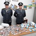 Lotta alla contraffazione e all'abusivismo: sequestrati oltre 3,4milioni di articoli