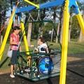 La villa comunale apre ai bambini con disabilità