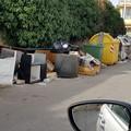 Scaricava rifiuti da un Ape Piaggio a Palese: denunciato un bitontino