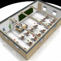 Aule prefabbricate a Bitonto per tenere aperte le scuole