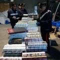 Blitz nel bazar della merce rubata, proseguono le indagini