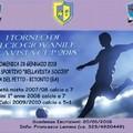 Bellavista Cup: domenica a Bitonto 36 squadre delle migliori scuole calcio di Puglia e Basilicata