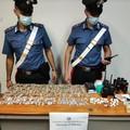 Droga e arresti a Bitonto: un palazzo trasformato in una piazza di spaccio