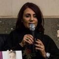 """Caterina Ambrosecchia a Bitonto con  """"La donna giusta """" per BiBook"""