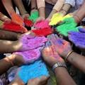 Lunedì inaugurata la mostra Colori per la Pace
