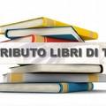 Contributo libri scolastici: c'è tempo fino al 30 settembre