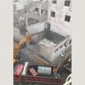 VIDEO – Inziata oggi la demolizione dell'ex Scuola De Renzio