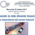 «Quando la rete diventa tossica»: al Liceo Linguistico ELS si parla della dipendenza da social network