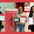 Tre bitontini ai primi posti del Premio Letterario Fortuna
