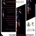 Domani al Traetta c'è Concert Ballet
