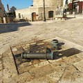 Abbattuta la Fontana di Piazza Cavour