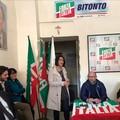 Divelto il cancello del Vitale Giordano, Forza Italia: «La Città Metropolitana cosa aspetta?»