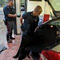 54 chili di marijuana nel bagagliaio: arrestato albanese al casello di Bitonto