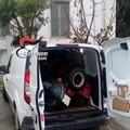 Rubano ciclomotore a Bari, arrestati due bitontini