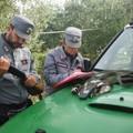 Caccia con mezzi illeciti nelle campagne di Bitonto: denunciati 3 campani
