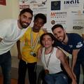 Il bitontino Gaetano Parisi si laurea campione regionale Finp nei 50 metri stile libero