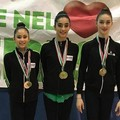 Ritmica, Maffei si qualifica all'Interregionale di Specialità Gold