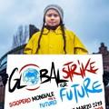 I giovani studenti di Bitonto manifestano per l'ambiente e il futuro