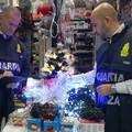 Giochi e luci di Natale low cost a Bitonto, ma erano taroccati