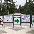 Tornelli e nuovi orari a Bitonto per la villa comunale che riapre domani