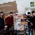 Dopo il furto a Eughenia i ragazzi ricomprano gli attrezzi col sostegno della città