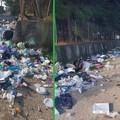 Quattro quintali di rifiuti rimossi dalla Sanb a Mariotto