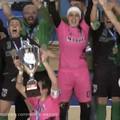 La Polisportiva Bitonto vince la Coppa Italia ed entra nella Storia