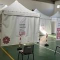 Vaccini: hub di Bitonto chiuso nel weekend. Damascelli: «Flop regionale»