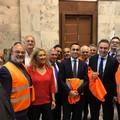 I gilet arancioni incontrano Di Maio e chiedono interventi rapidi per l'agricoltura pugliese