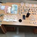 Blitz nella palazzina della droga: tre arresti dei Carabinieri