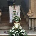 Bitonto è più povera senza Girolamo Devanna. Le FOTO del feretro a Palazzo Gentile