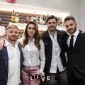 Cecilia Rodriguez e Francesco Monte tengono a battesimo il Live Coffee